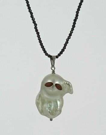 "Collier ""Ghost"" 80cm"