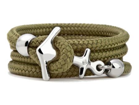 "Armband ""Sail"" Small Fiji Green"