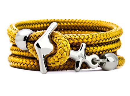 "Armband ""Sail"" Small 4mm Seilstärke Silber 925/000"